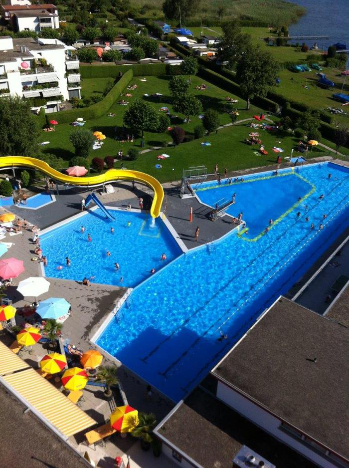 Freibad Lido Rapperswil