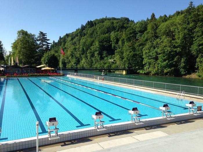 Schwimmbad Muensingen