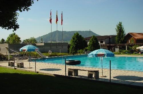 Nichtschwimmbecken Badi Belp