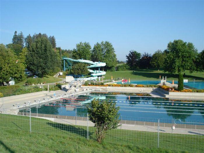 Schwimmbad Muenchenbuchsee