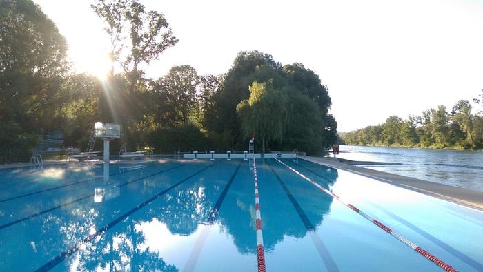 Schwimmbad Muri BE